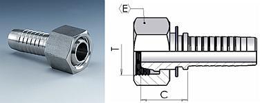 Фитинг DK метрические соединения универсальные с уплотнительным конусом 37°