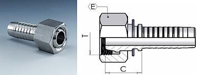 Фитинг DKL- DKS Метрические соединения универсальные с уплотнительным конусом 24°-60°