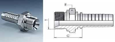 Фитинг DKМ Метрические соединения с уплотнительным конусом 60° в соотв. с DIN 3863